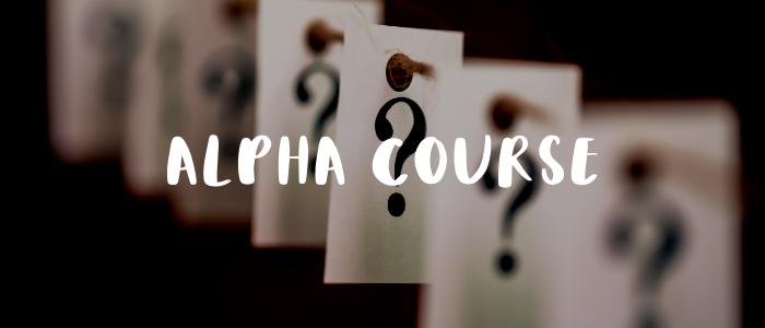 Join an Alpha Course